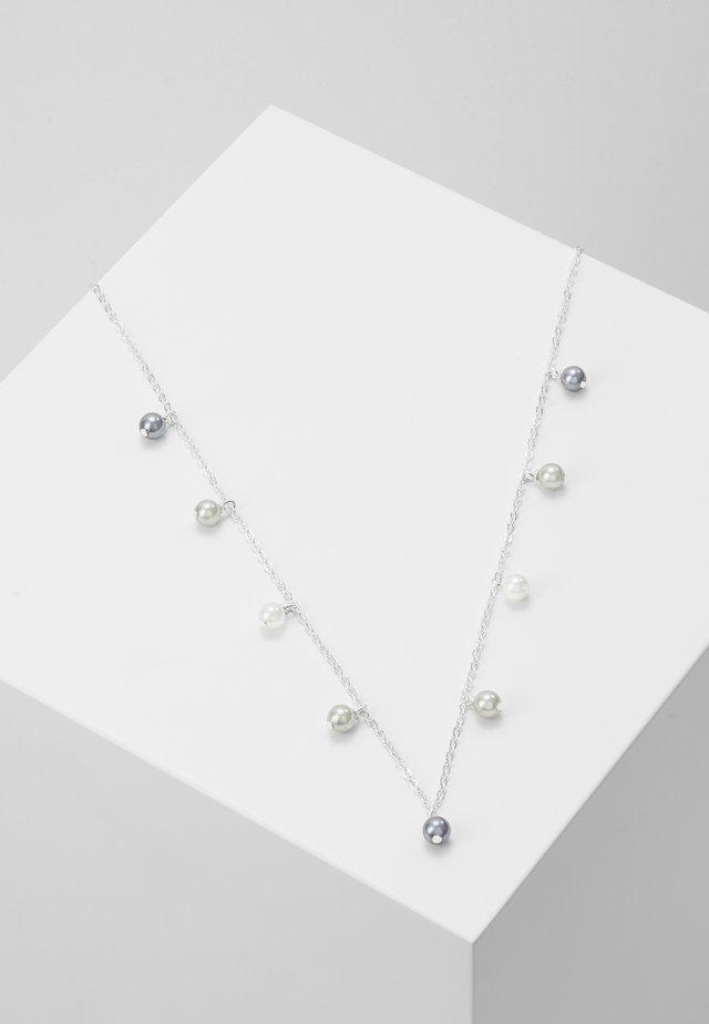 CHARM NECK - Collana - silver-coloured