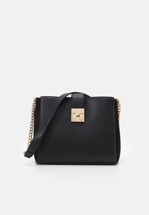 CROSSBODY BAG SKY - Across body bag - black
