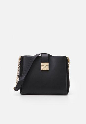 CROSSBODY BAG SKY - Across body bag - black