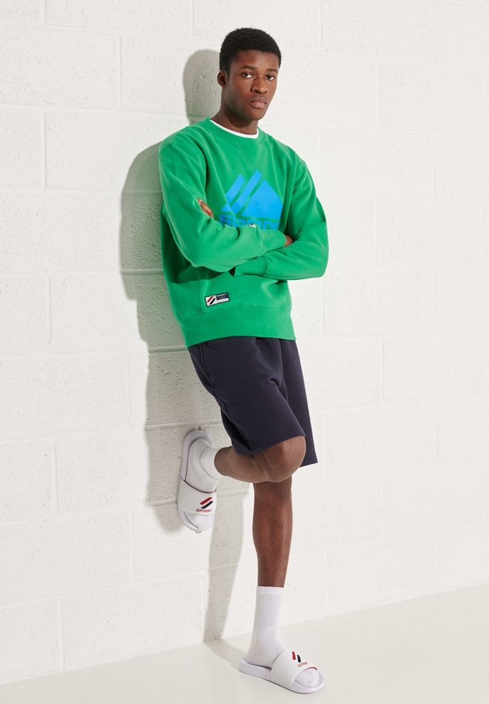 Superdry - MOUNTAIN  - Sweater - bright green