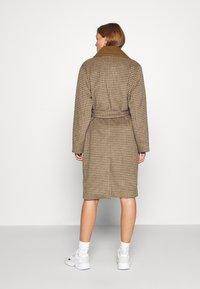 mbyM - JANASHIA - Classic coat - light brown - 2