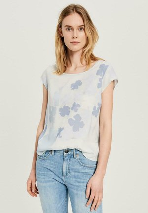 FLINKA FADED - Blouse - blue