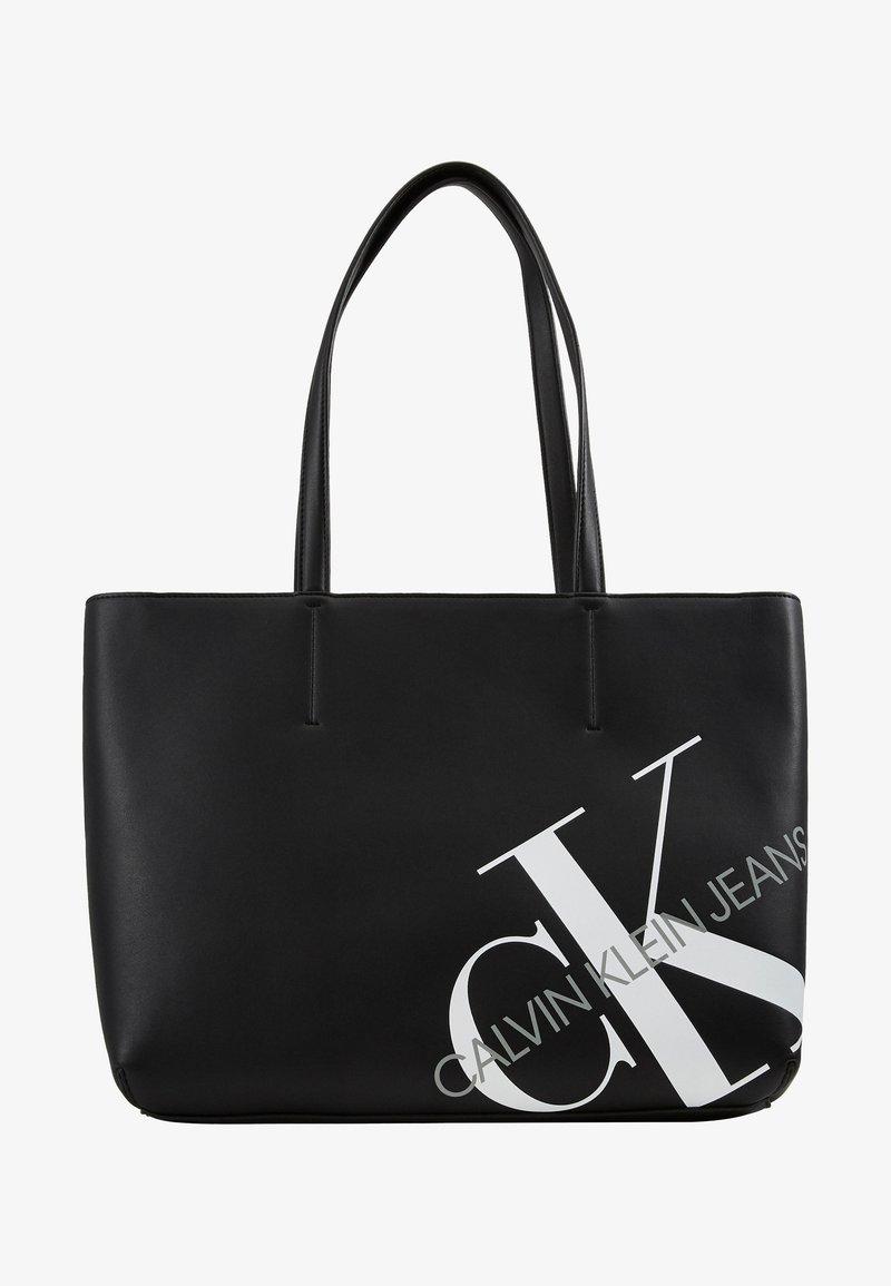 Calvin Klein Jeans - Tote bag - black