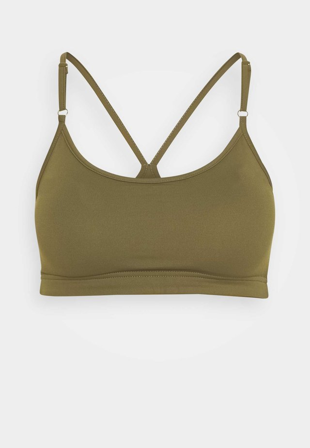Bustier - army