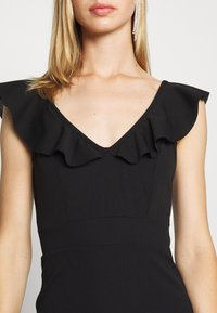 WAL G. - LAYERED HEM LONG DRESS - Occasion wear - black - 5