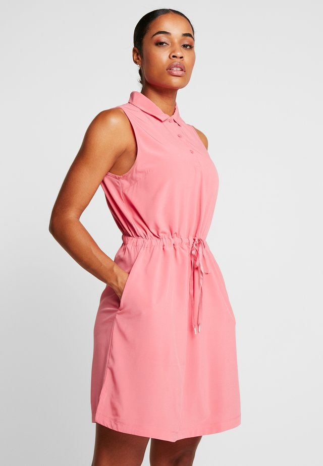 SLEEVELESS DRESS - Sportskjole - rapture rose