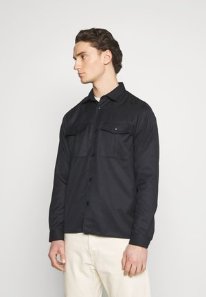 GLIBBON - Overhemd - dark navy