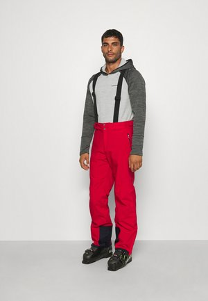 ACHIEVE II PANT - Spodnie narciarskie - chinese red