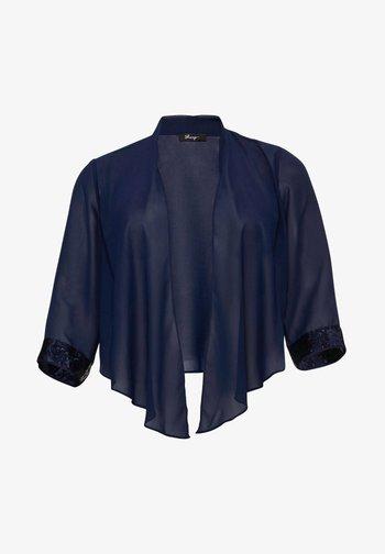 BOLERO - Summer jacket - marine