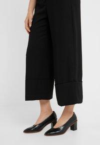 J.CREW - VALENTIN PANT  - Spodnie materiałowe - black - 3