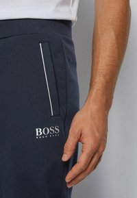 BOSS - Tracksuit bottoms - dark blue - 3