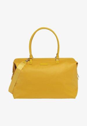 LADY PLUME - Weekend bag - mustard