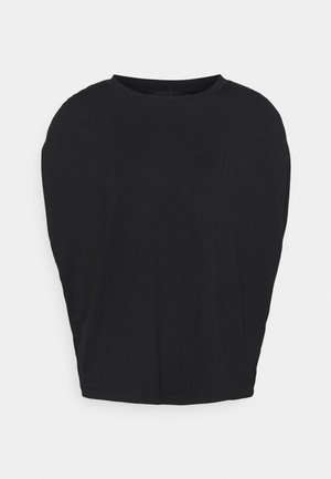 SKY  - T-shirt med print - black