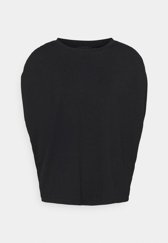 SKY  - T-shirt print - black