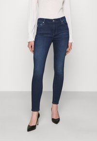 AG Jeans - FARRAH SKINNY ANKLE - Jeans Skinny Fit - 4 years deep willows - 0