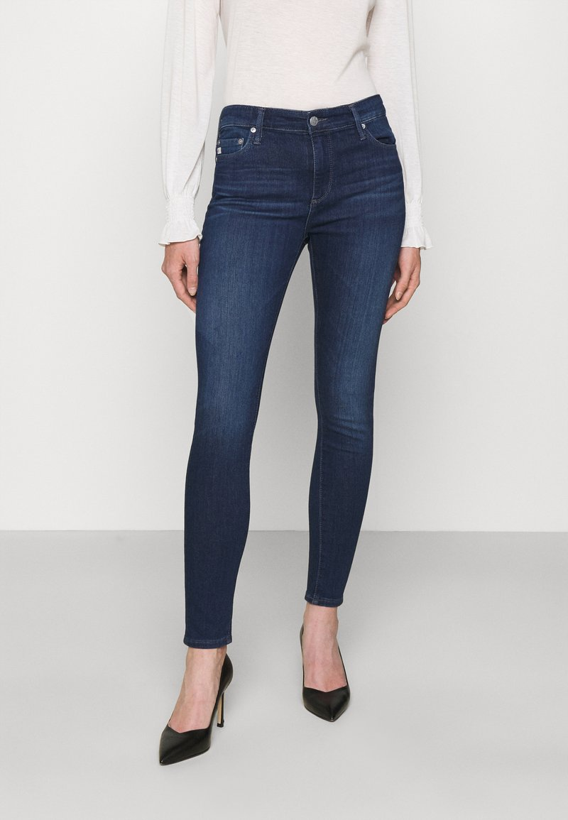 AG Jeans - FARRAH SKINNY ANKLE - Jeans Skinny Fit - 4 years deep willows