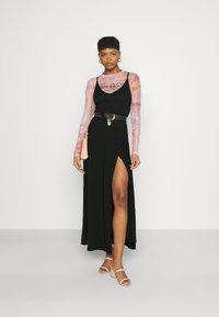 Even&Odd - Maxi dress - black - 1