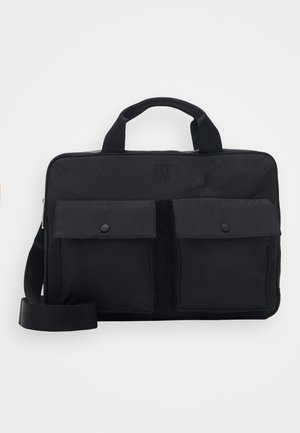 TRAVEL LAPTOP BAG - Taška na laptop - black