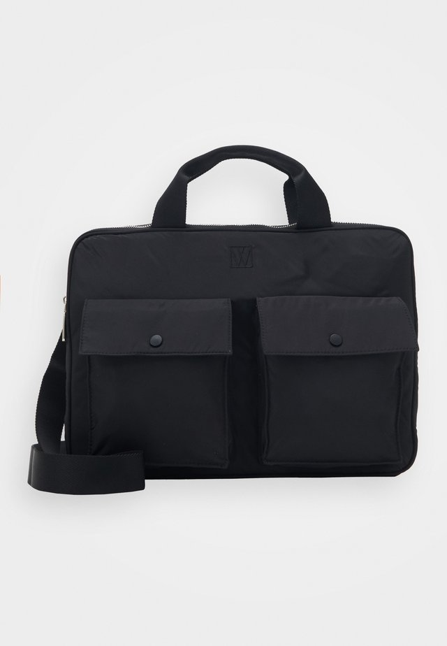 TRAVEL LAPTOP BAG - Computertasker - black