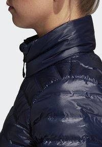 adidas Performance - VARILITE OUTDOOR DOWN - Winter jacket - dark blue - 5