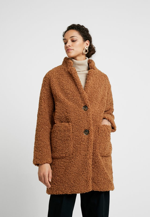 CAR COAT - Cappotto invernale - toasted marshmallow