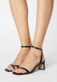 RAID - STARLIN - Sandals - black - 0