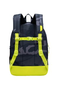 Herschel - School bag - night camo/lime punch - 1