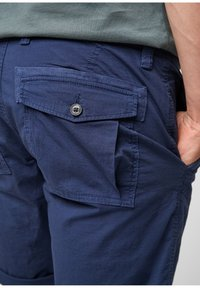 s.Oliver - BERMUDES - Shorts - blue - 4