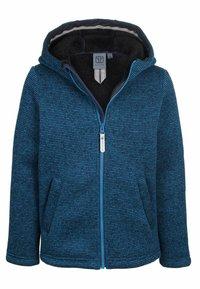 Elkline - LITTLE STRANGER - Fleece jacket - blueshadow - 2