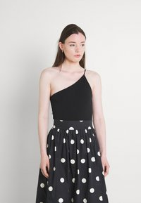 EDITED - JARINE SKIRT - Maxi skirt - bold dot - 3
