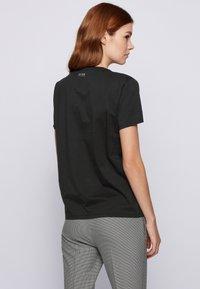BOSS CASUAL - EGREATY - Basic T-shirt - black - 1