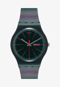 Swatch - NEW GENTLEMAN - Watch - blue - 3