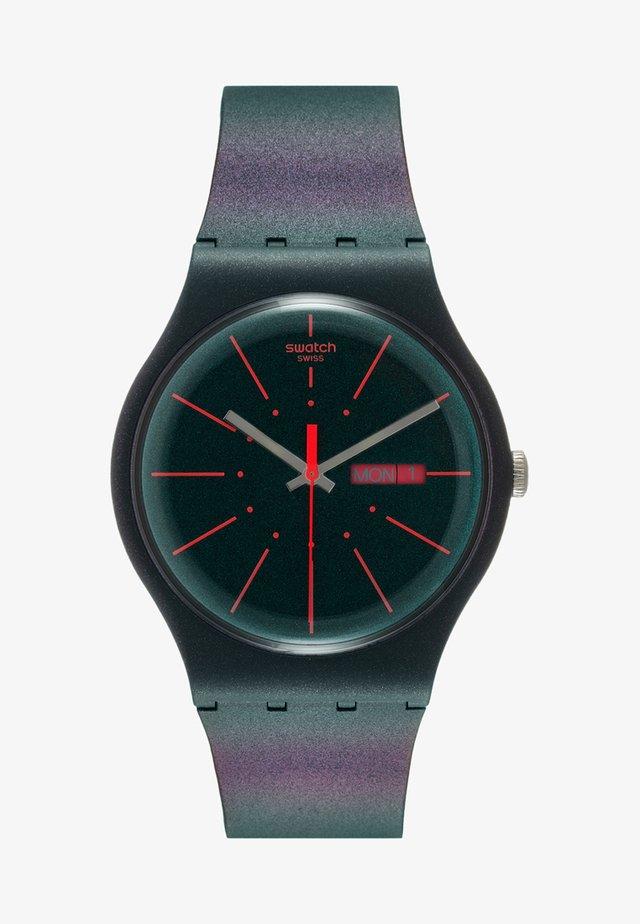 NEW GENTLEMAN - Horloge - blue