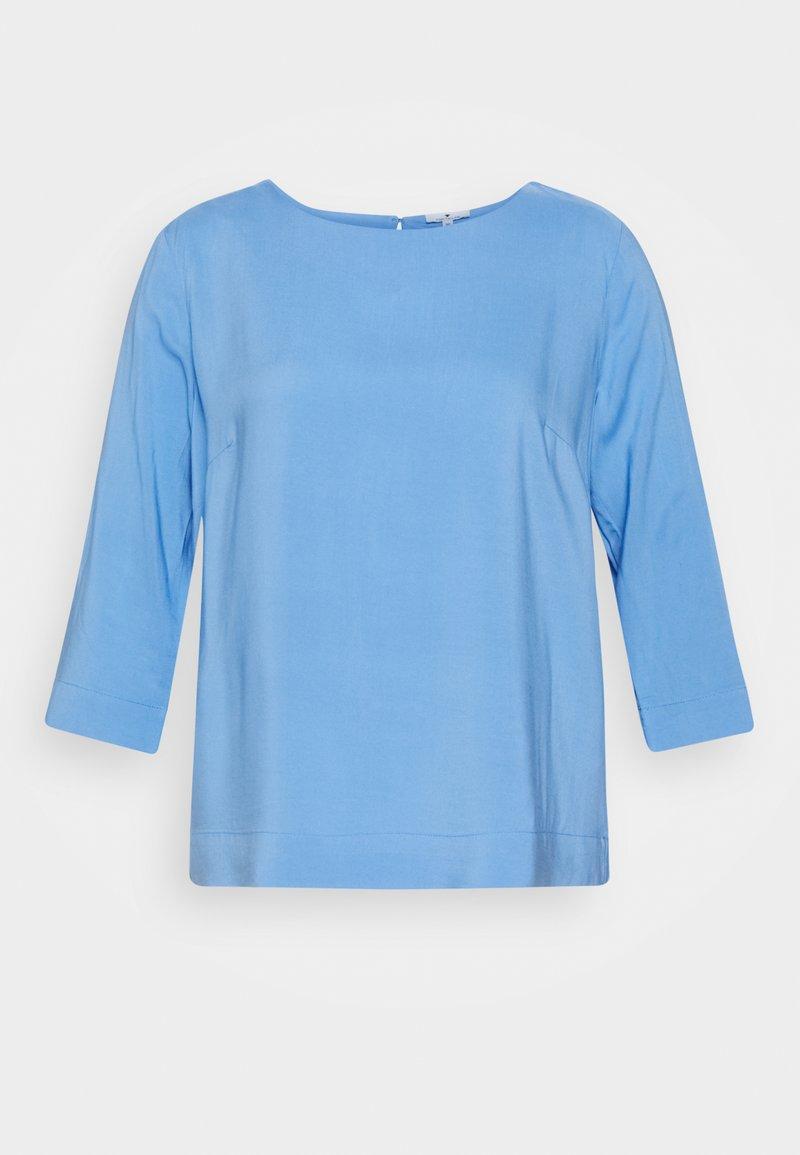 TOM TAILOR - Blouse - sea blue