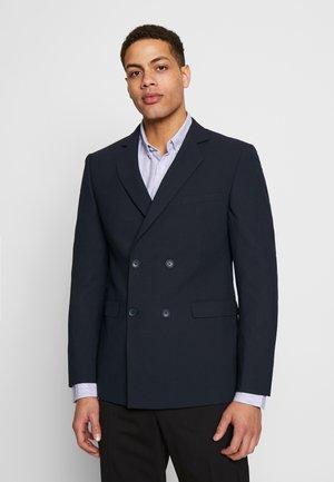 ACTIVE GRID - Jakkesæt blazere - dark blue