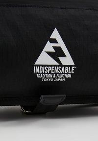 Indispensable - SACOCHE  - Across body bag - black - 8