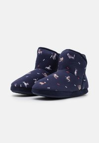 Tom Joule - CABIN - Slippers - navy