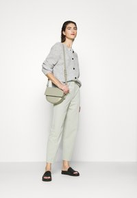 Selected Femme - SLFLULU - Cardigan - light grey melange - 1