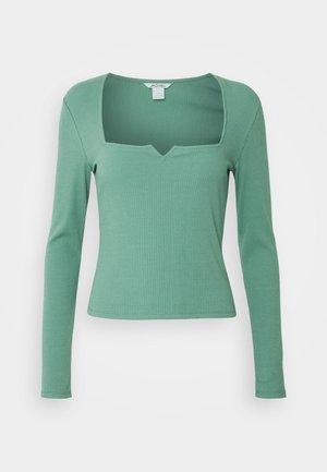 NONNA  - Maglietta a manica lunga - green