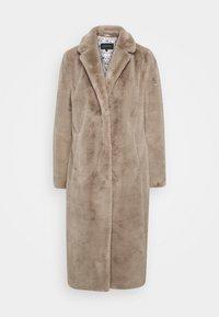 Oakwood - SHADOW - Classic coat - dark beige - 0