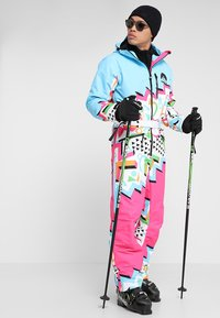 OOSC - NUTS CRACKER - Snow pants - multi-coloured - 1