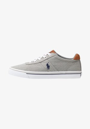 HANFORD - Sneakersy niskie - soft grey/navy
