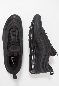 Nike Sportswear - AIR MAX 97 - Sneakers laag - black/white - 1