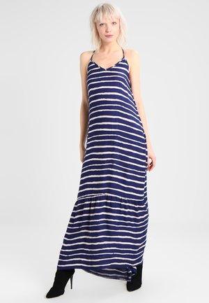 EVEE DRESS - Maxi-jurk - dark blue