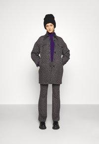 Diane von Furstenberg - MANON COAT - Short coat - grey - 1