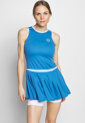 PLIAGE DRESS - Sports dress - campanula/white