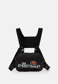 Ellesse - MAGGU CHEST BAG - Vyölaukku - black - 0