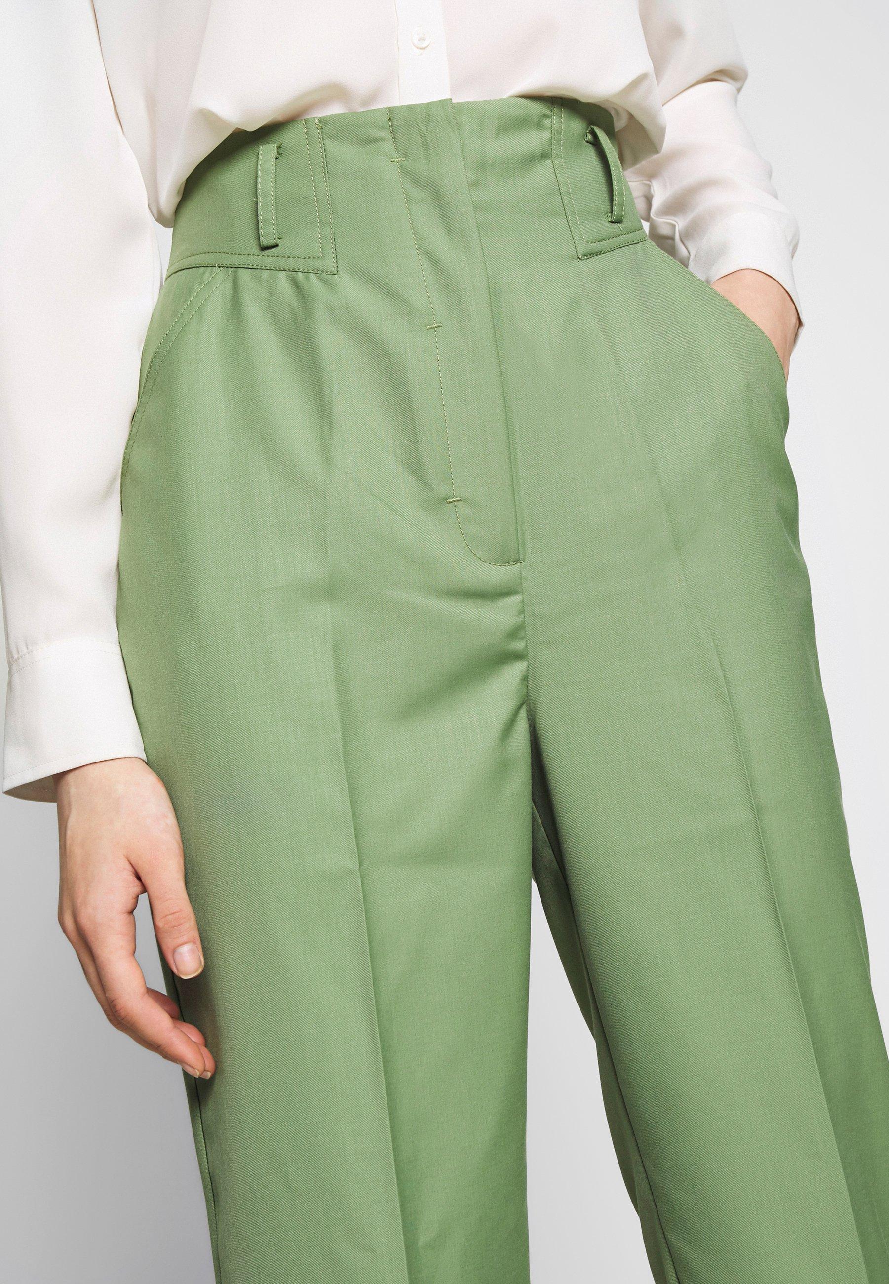 CMEO COLLECTIVE JUST THE SAME PANT Bukse green Zalando.no