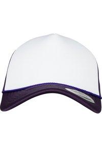 Flexfit - Cap - purple/ white - 1