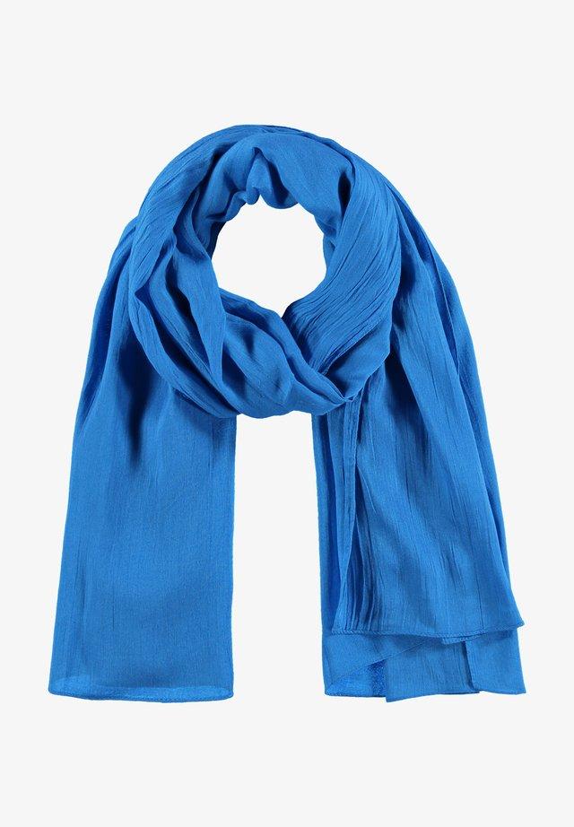 Sjaal - aurora blue